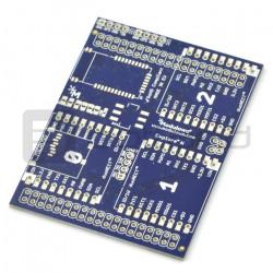 Explore N DuoNect - nakładka dla STM32 Nucleo - MOD-78