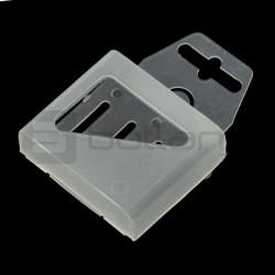 Pojemnik na 4 baterie AA (R6)