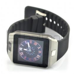 SmartWatch DZ09 SIM - inteligetny zegarek z funkcją telefonu