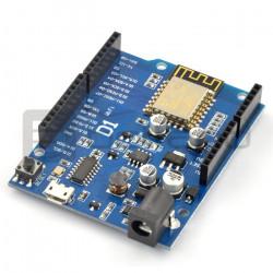WeMos D1 R2 WiFi ESP8266 - zgodny z Arduino