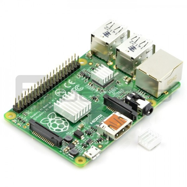 A kit Raspberry Pi 3 model B Extended WiFi