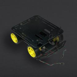 Mobilna platforma robota Baron 4WD