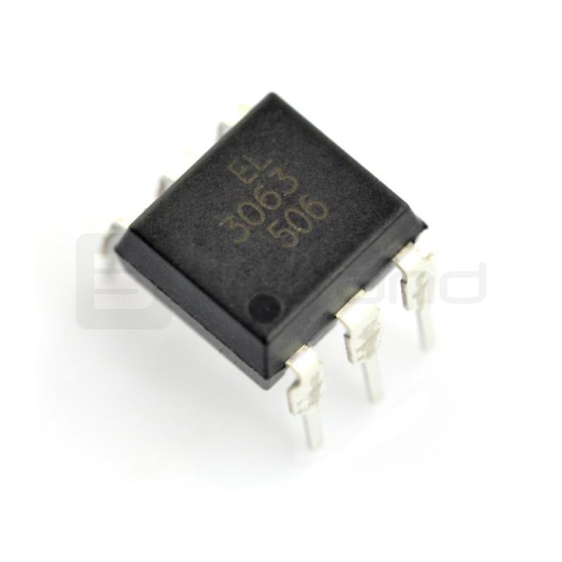 Optotriak MOC3063 600V/0,05A - THT