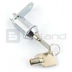 Przełącznik z kluczykiem 2-pozycyjny AKS-510ZL