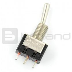 Przełącznik dźwigniowy pojedynczy On-Off-(On) MTS113 250V/3A