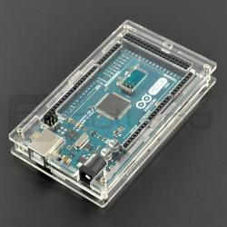 Obudowa do Arduino Mega - przezroczysta slim