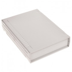 Plastic box Kradex Z112JA - 186x136x40mm