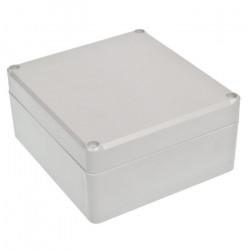 Plastic box Kradex Z58J - 158x82x55mm