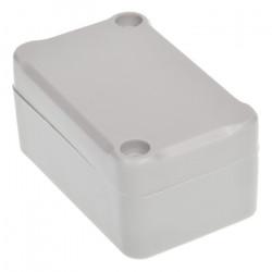 Plastic box Kradex Z59J - 125x115x58mm