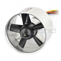 HobbyKing 50mm Alloy EDF 4800 kv (3s Version)
