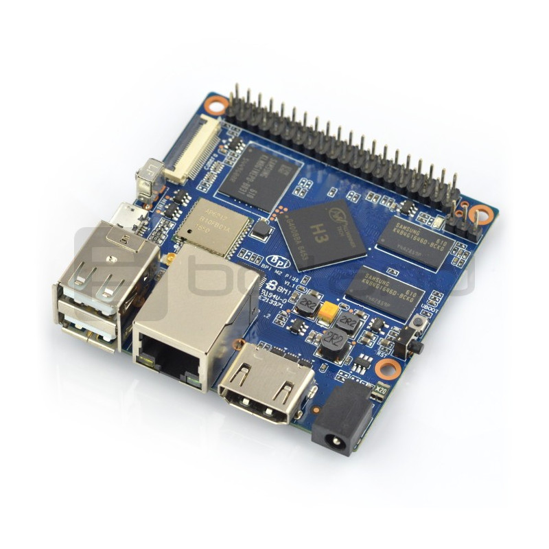 Banana Pi M2+ 1GB RAM + 8GB EMMC Quad-Core WiFi
