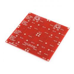 Button Pad 4x4 - Breakout PCB