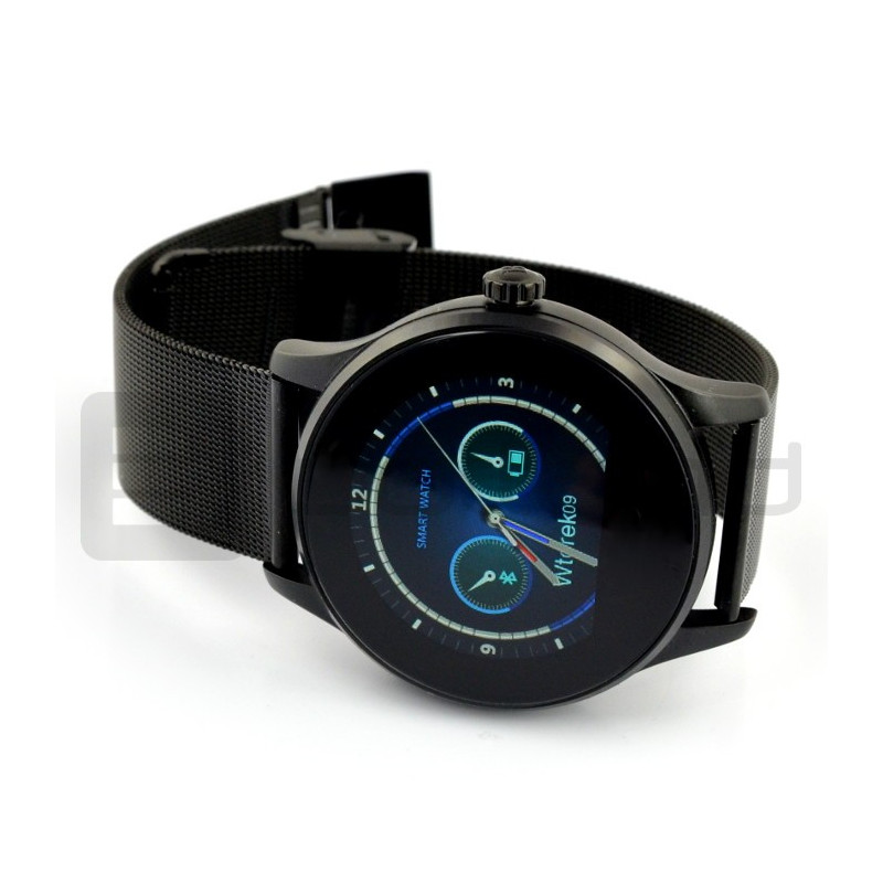 SmartWatch OverMax Touch 2.5 IPS - inteligentny zegarek (bransoleta + pasek)