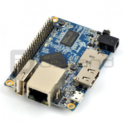 Orange Pi One - Alwinner H3 Quad-Core 51MGB RAM