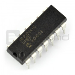 2.7V 4-Channel/8-Channel 12-Bit A/D Converters with SPI Serial Interface