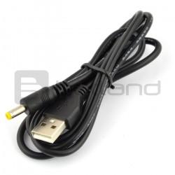 Przewód zasilający USB - DC 4.0x1.7mm do Orange Pi