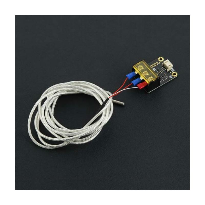 DFRobot Gravity - analogowy czujnik wysokiej temperatury PT100