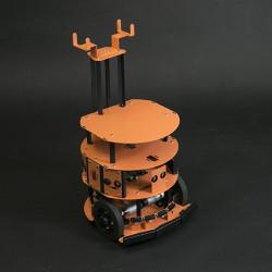 HCR - platforma robota z czujnikami i mikrokontrolerem