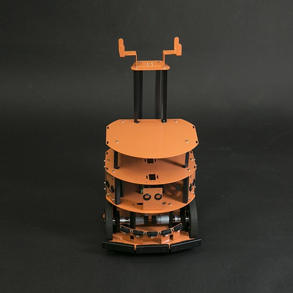 DFRobot HCR - 3-level Robot Platform with Sensors and DC Motor Drive_
