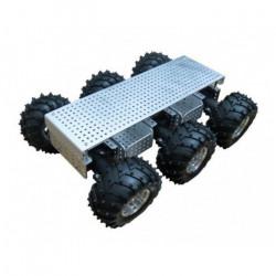6WD - sześciokołowe podwozie robota DFRobot