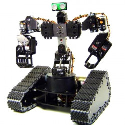 Johnny 5 - robot DFRobot