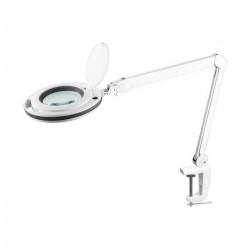 Lampa do blatu z lupą 5D i podświetlaniem LED - Kemot NAR0461