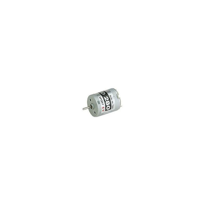 Silnik Graupner SPEED 280 6 V