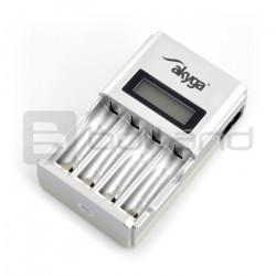 Ładowarka akumulatorów Akyga - AA, AAA 1-4szt.