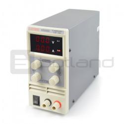Zasilacz laboratoryjny Lutsol KPS305D 0-15V 5A