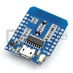 D1 mini WiFi ESP8266 IoT - zgodny z WeMos i Arduino