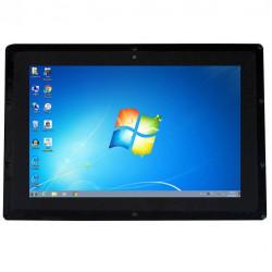 Ekran dotykowy pojemnościowy LCD IPS 10,1'' 1280x800px HDMI + USB dla Raspberry Pi 3/2/B+ + obudowa czarna