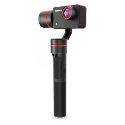 Handy gimbal with camera 4K Feiyu-Tech Summon