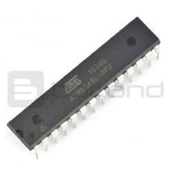 Mikrokontroler AVR - ATmega8L-8PU DIP