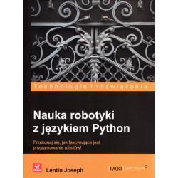 Learning Robotics Using Python - Lentin Joseph