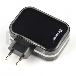 Universal USB charger Tracer 4x USB 5V 6,8A