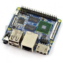 Nano Pi M2 - Samsung S5P4418 Quad-Core 1,4GHz + 1GB RAM