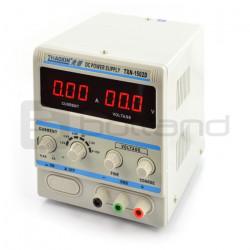 Zasilacz laboratoryjny Zhaoxin TXN-1502D 15V 2A
