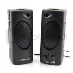 Stereo speakers Esperanza Tempo 2.0 EP109 2W 230V