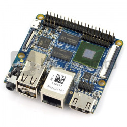 NanoPi M3 - Samsung S5P6818 Octa-Core 1,4GHz + 1GB RAM