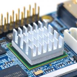 Radiator z taśmą termoprzewodzącą do NanoPi M1/M2/2Fire