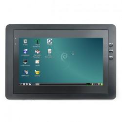 Ekran dotykowy pojemnościowy S702 LCD 7'' 800x480px dla NanoPi