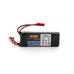 3E Model Max Force 400 mAh 11,1V 10C