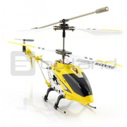 Helikopter Syma S107G Gyro 2.4GHz - zdalnie sterowany - 22cm - żółty