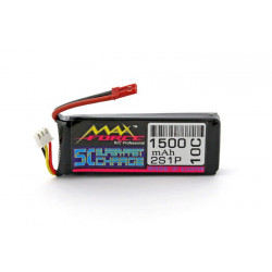 3E Model Max Force 1500 mAh 7,4V 10C