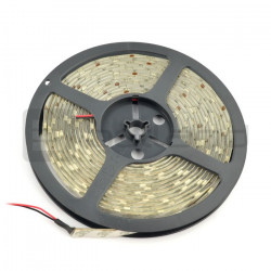 Strip LED SMD5050 IP65 0,6W, 30 LED/m, 10mm, cold white - 5m