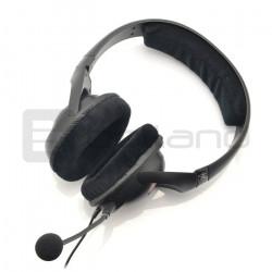 Słuchawki stereo z mikrofonem - Creative Fatality Gaming HS-800