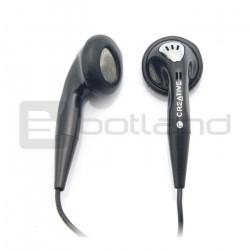 Słuchawki douszne Creative EP-50 - czarne
