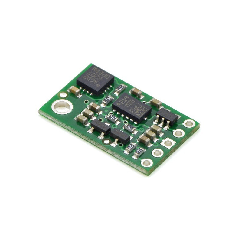 MinIMU-9 v2 - akcelerometr, żyroskop i magnetometr IMU I2C - moduł Pololu