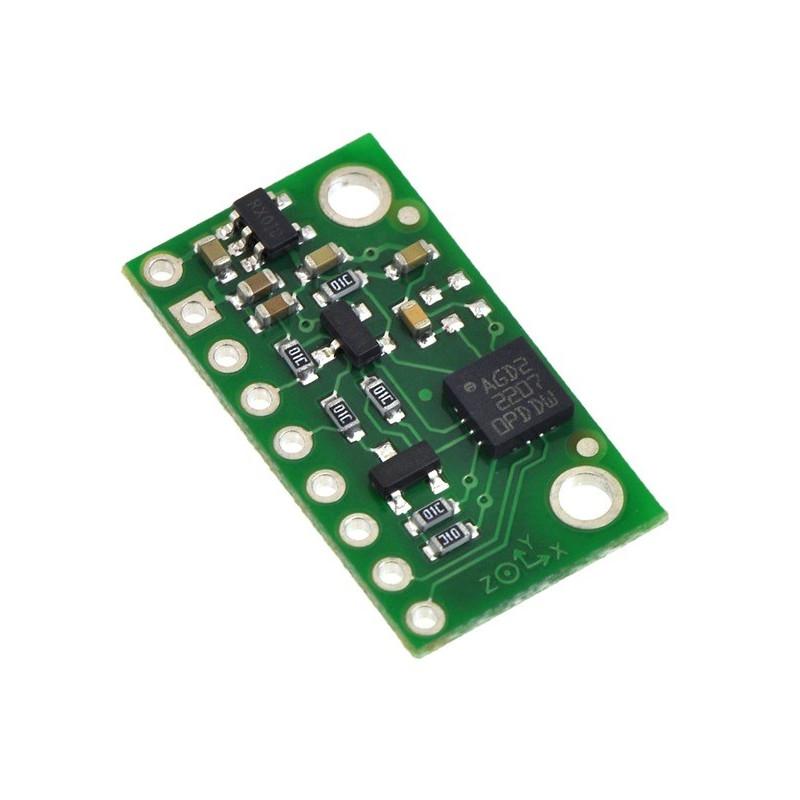 L3GD20 3-axis, digital gyroscope