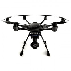 Dron hexacopter Yuneec Typhoon H Pro FPV 2,4GHz z kamerą 4k UHD Intel RealSense + pilot wizard